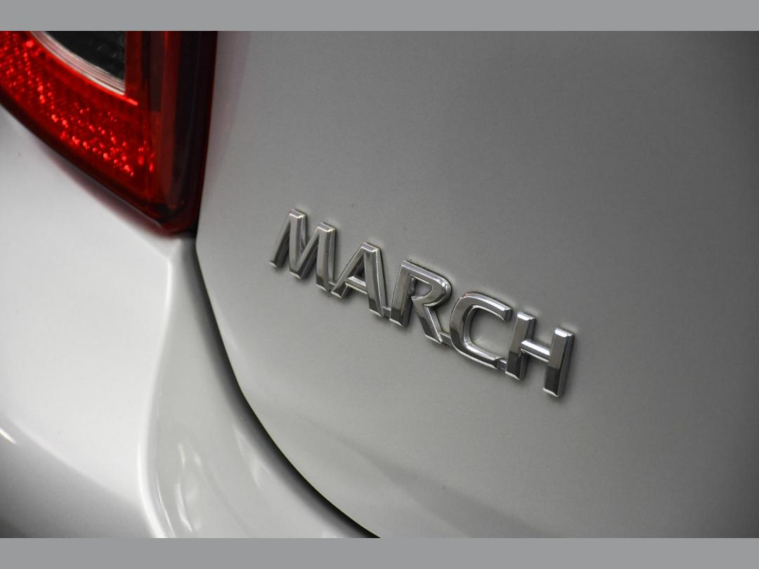 Photo '21' of Nissan March