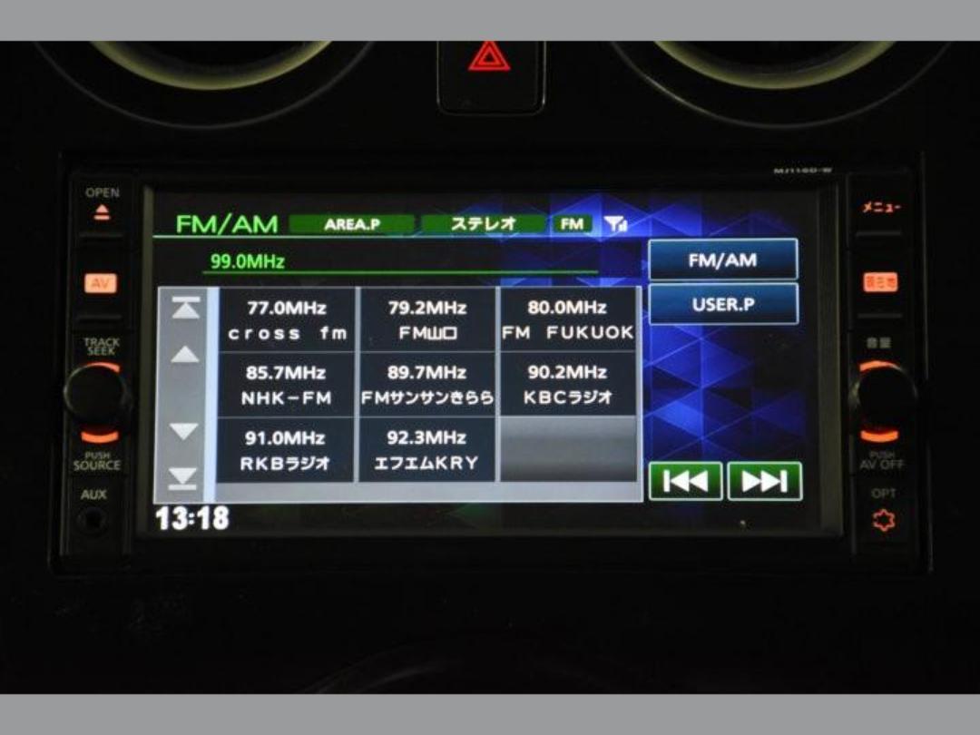 Photo '14' of Nissan Note X Hybrid