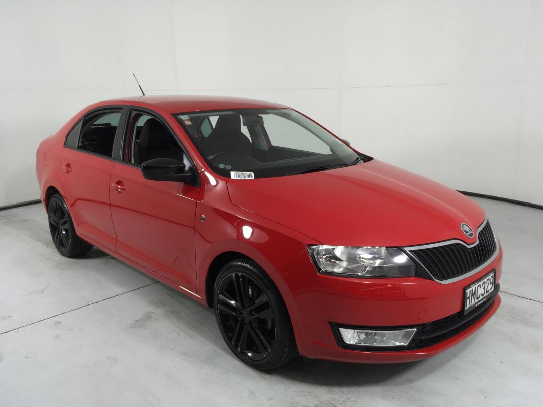 Photo '1' of Skoda Rapid TSI