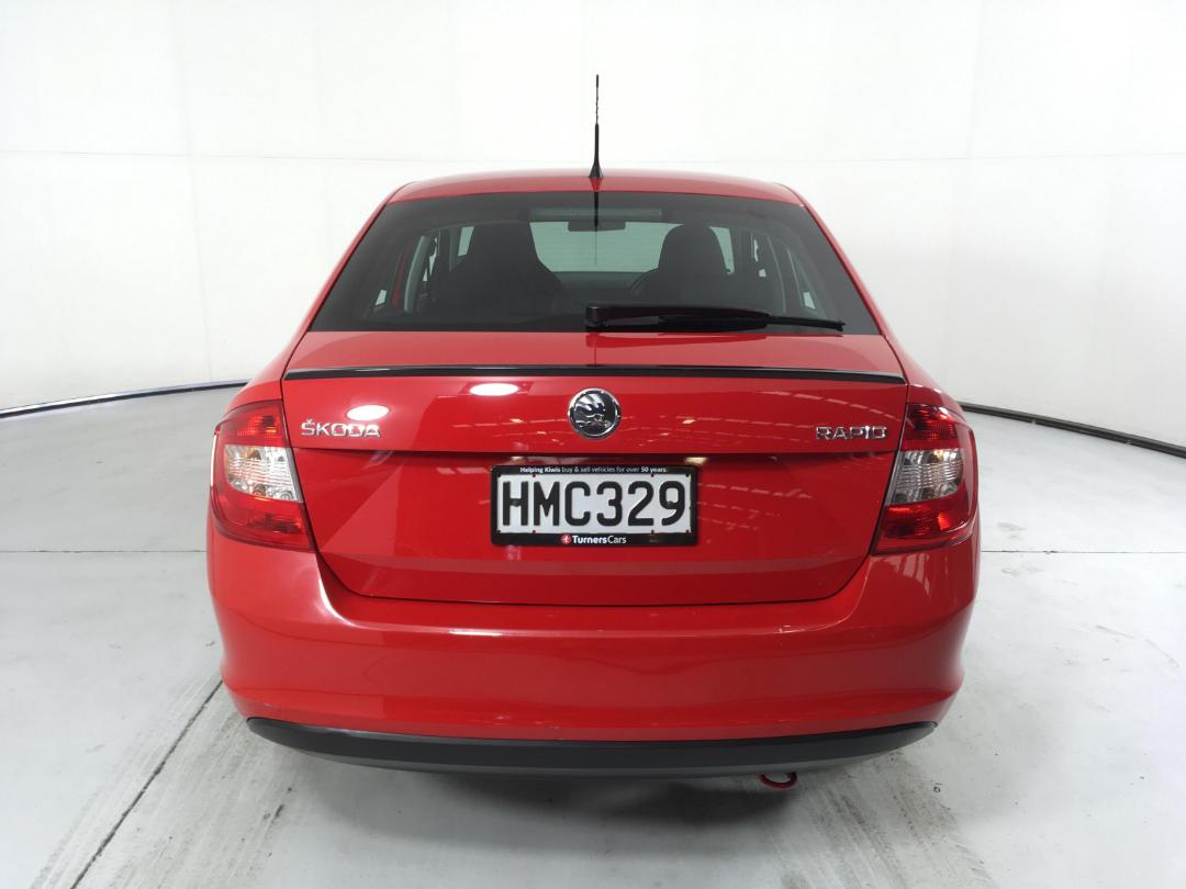 Photo '7' of Skoda Rapid TSI