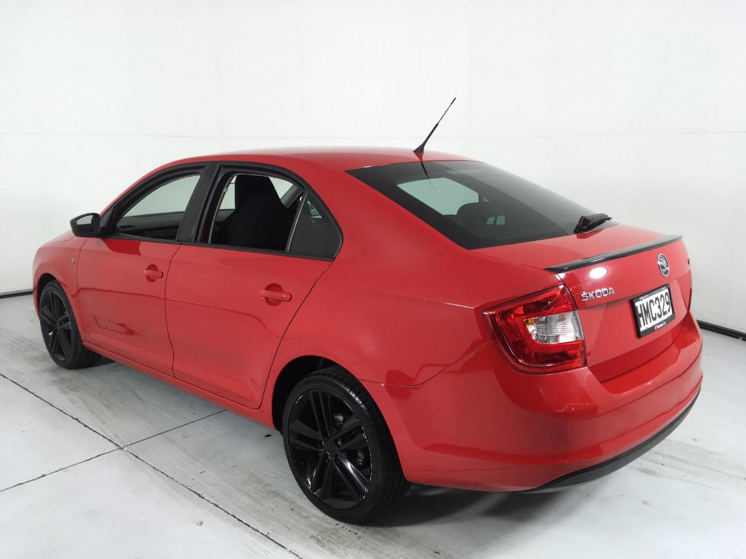 Photo '5' of Skoda Rapid TSI