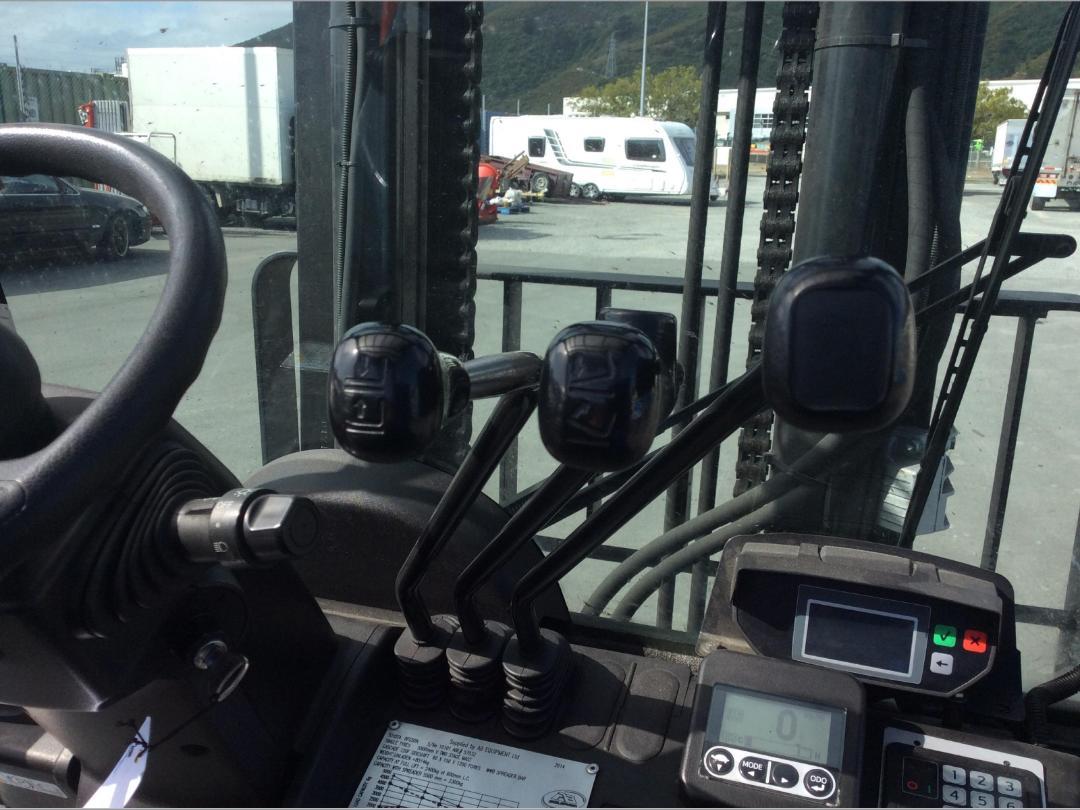 Photo '15' of Toyota 8FG50N Forklift