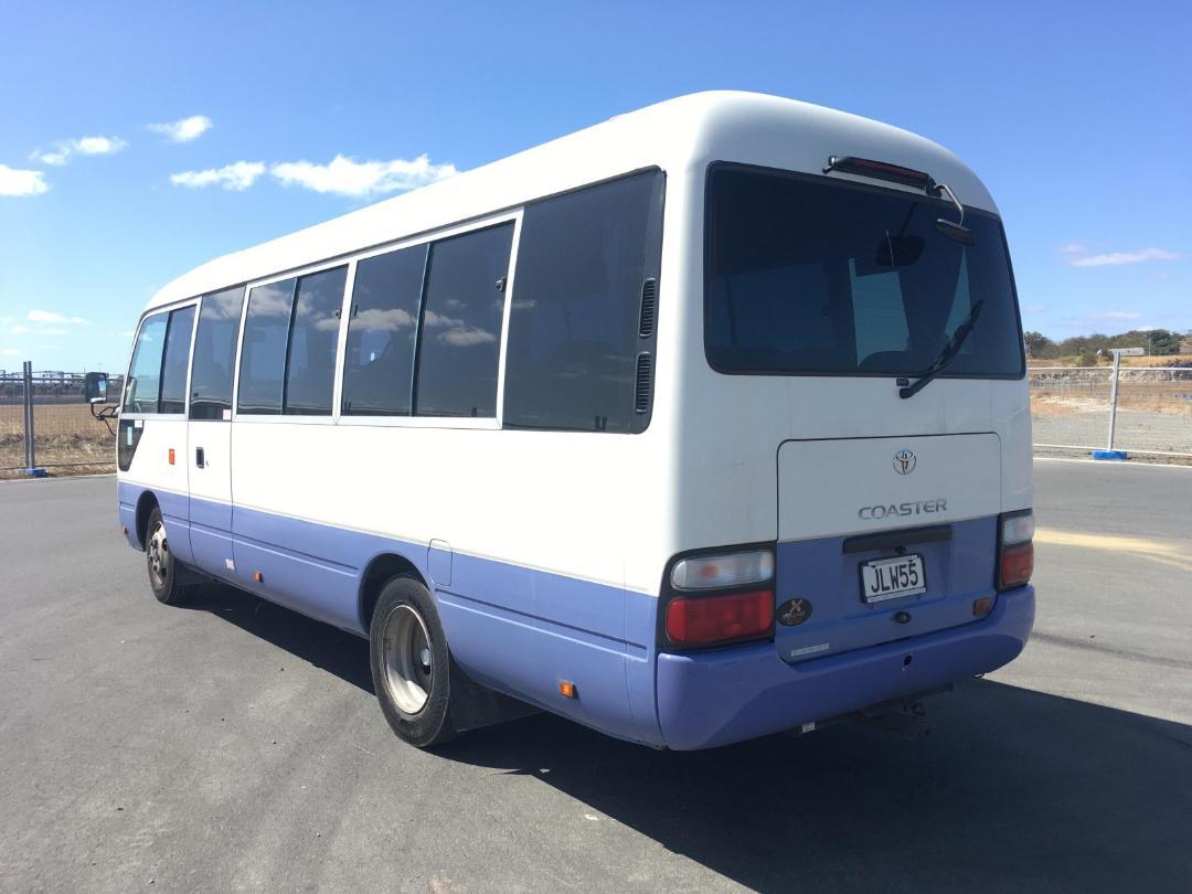 Photo '5' of Toyota Coaster Bus