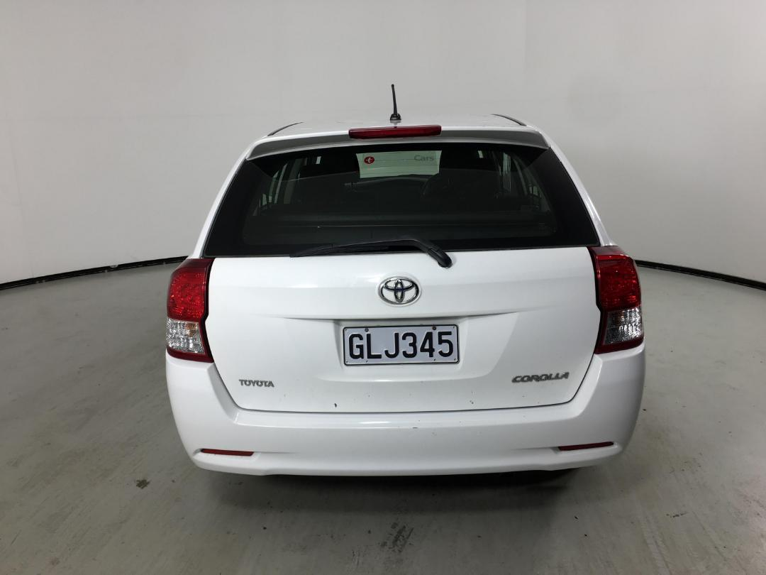 Photo '7' of Toyota Corolla GX