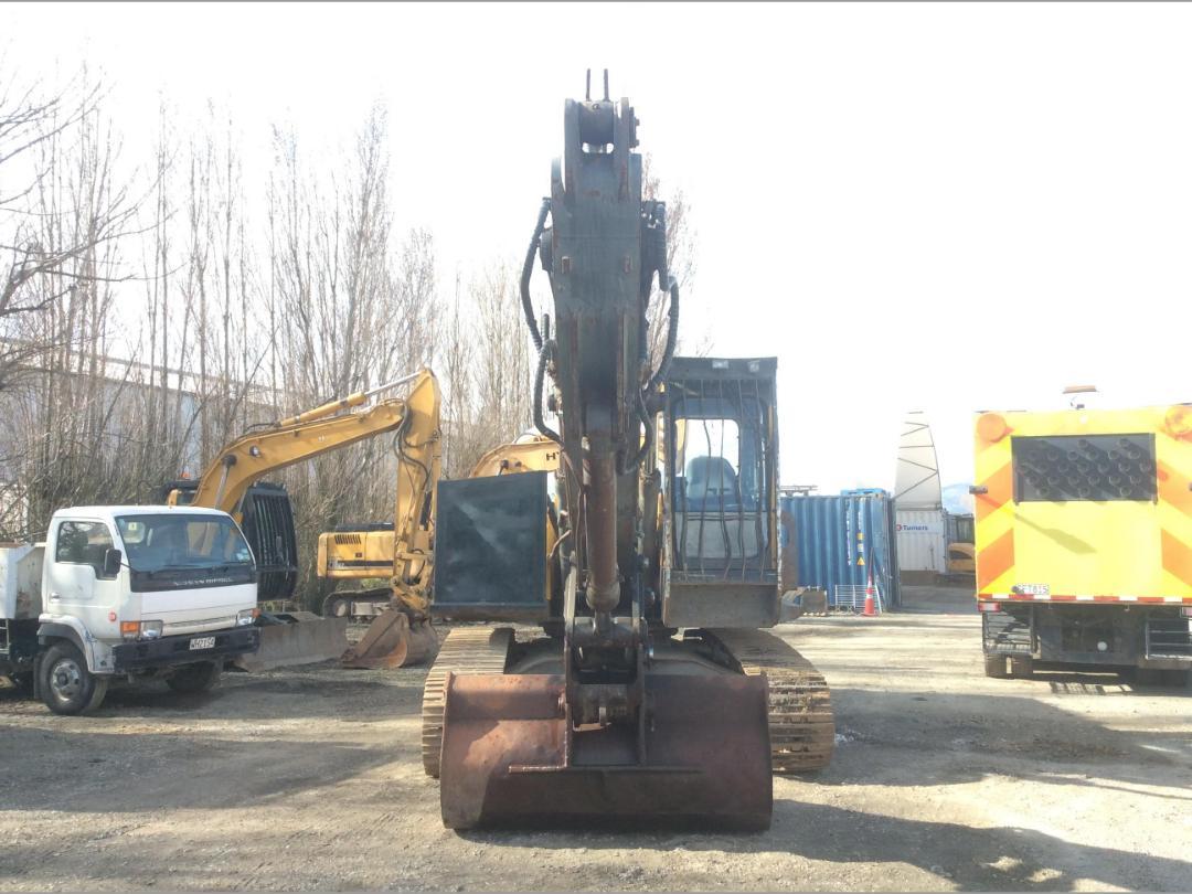 Photo '2' of Volvo EC240BL Excavator