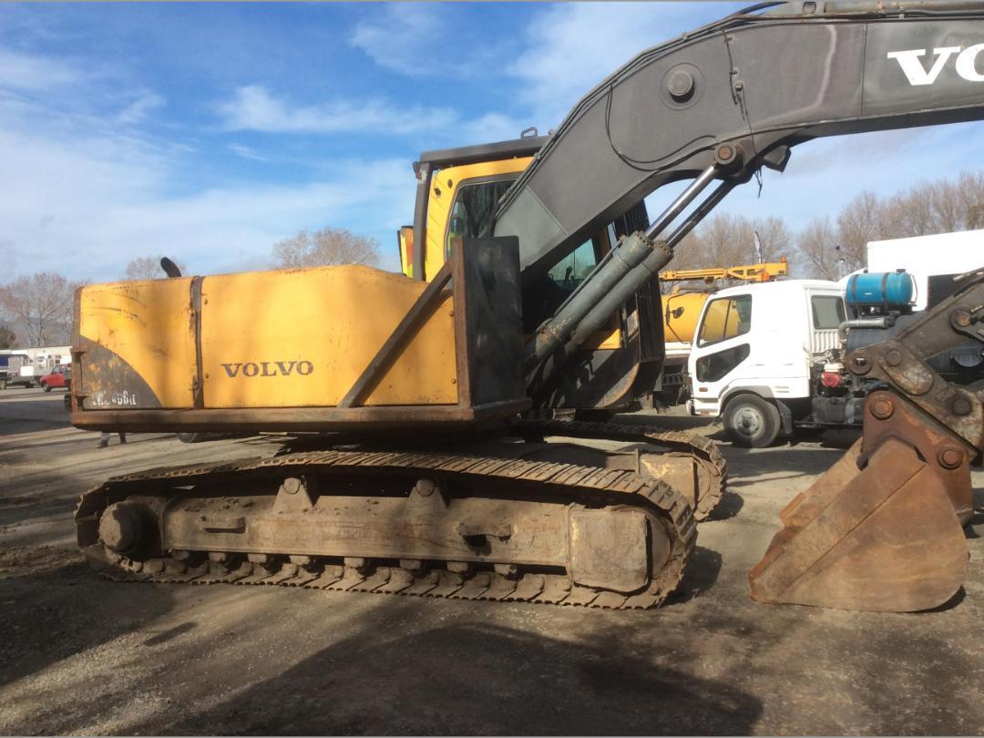Photo '10' of Volvo EC240BL Excavator