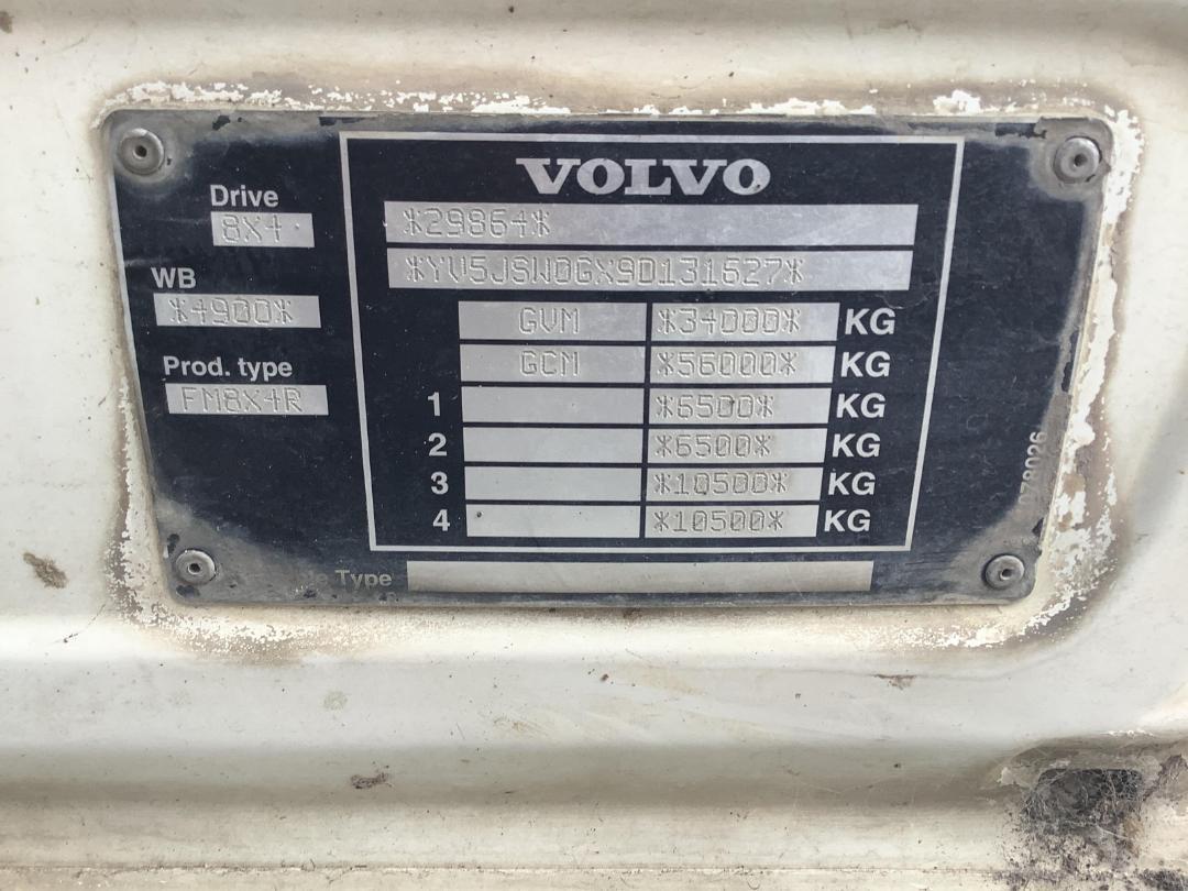 Photo '16' of Volvo FM 480 Tipper