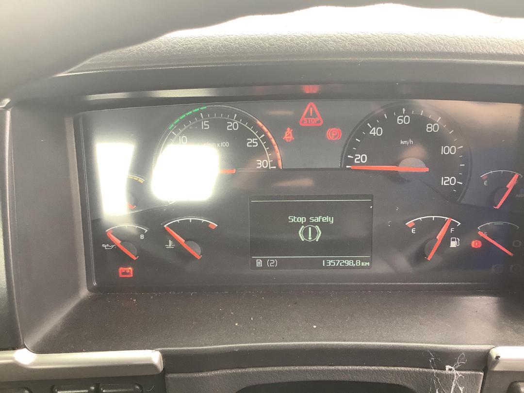 Photo '17' of Volvo FM 480 Tipper