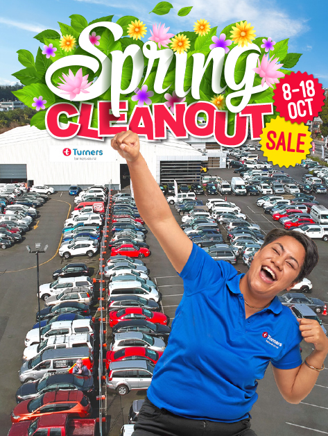 Spring Cleanout on now